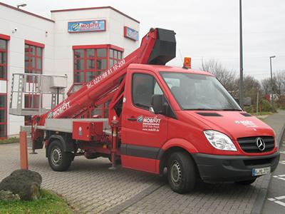 Foto von LKW-Arbeitsbühne / Hubsteiger Mobilift L270-001