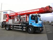 LKW-Hubsteiger ✅Arbeitshöhe max. 40 m ✅Traglast max. 600 kg ✅ Selbstfahrer C (Kl.2) ✅Rückfahrkamera ✅ Jetzt reservieren ☎ 0221 - 888 110 200