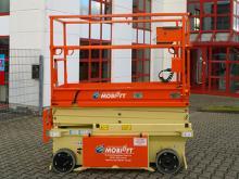 Elektroanbtrieb ✅Bis 5,72 m Arbeitshöhe ✅Effizientes Arbeiten ✅Ausschiebbare Arbeitsplattform  ✅Jetzt reservieren ☎ 0221-888110200