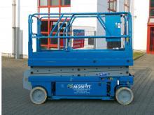 Mit 2 Personen bis 8,10 m Arbeitshöhe ✅Schmale Bauweise ✅effizientes Arbeiten✅Innen +  Außen ✅Jetzt reservieren ☎ 0221 - 888 110 200