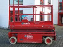 Schmale Bauweise ✅Arbeitshöhe bis 8,40 m ✅Flexibel und wendig in engen Flurenmit 350 kg Traglast ✅Jetzt reservieren ☎ 0221 - 888 110 200