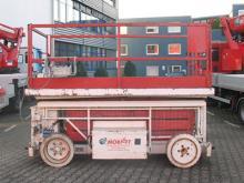 Batteriebetriebene Arbeitsbühne ✅Bis 9,40 m Arbeitshöhe ✅Leistungsstark ✅2 Pers. im Arbeitskorb ✅Jetzt reservieren ☎ 0221 - 888 110 20