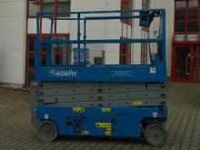 Batteriebetrieb ✅Arbeitshöhe 9,92 m ✅Tragkraft 227 kg ✅Inneneinsatz ✅Goße Arbeitsplattform ✅Jetzt reservieren ☎ 0221-88811020